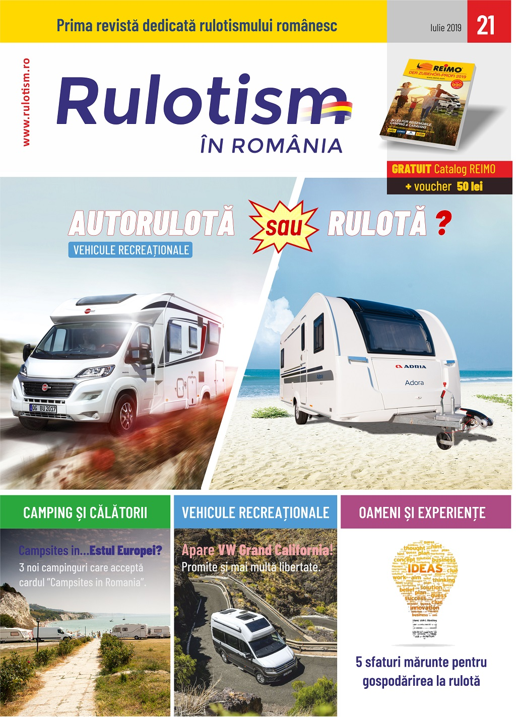 Revista Rulotism in Romania